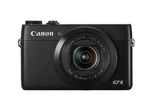 Canon Powershot G7 X - One of the Best Vlog Cameras for YouTube