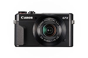Canon Powershot G7 X II- One of the Best Vlog Cameras for YouTube