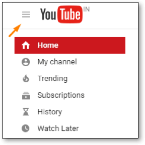 Create Youtube channel step 3
