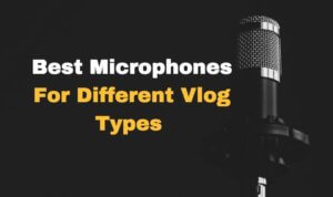 additional mics for vlog cameras