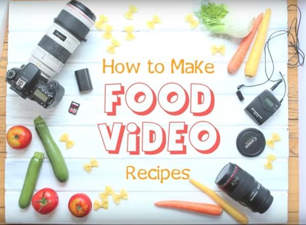 How to create a cooking recipe video buonapappa vlogging hero create a cooking vlog forumfinder Choice Image