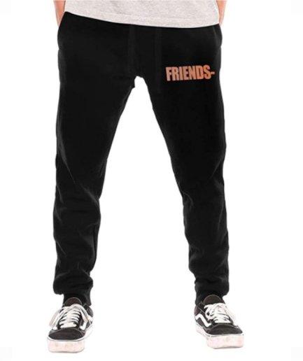 Vlone Friend Hipster Hip Hop Man Sweatpants