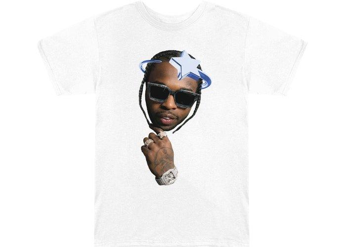 Pop Smoke x VLONE Halo T-Shirt