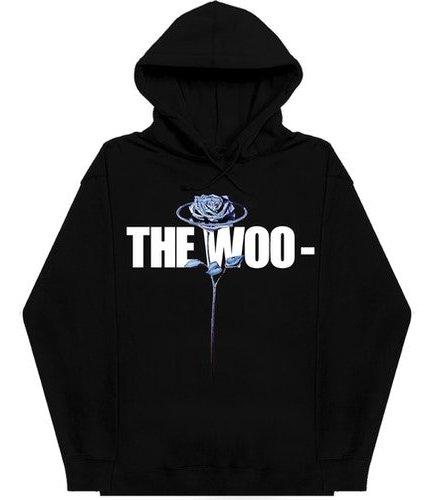 Pop Smoke x VLONE The Woo Hoodie Black
