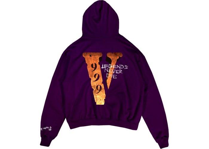 Juice Wrld x Vlone Legends Never Die Hoodie