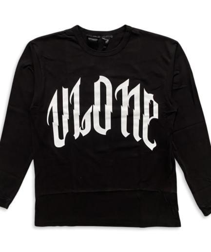 VLONE Volume Sweatshirt-Black-Front
