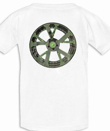 Vlone Forgiato White T-Shirt (Back)
