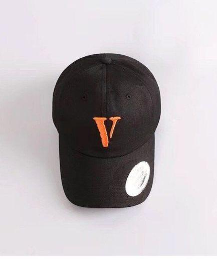 VLONE V Logo Black Hat