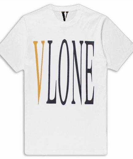 Vlone Staple White T-Shirt