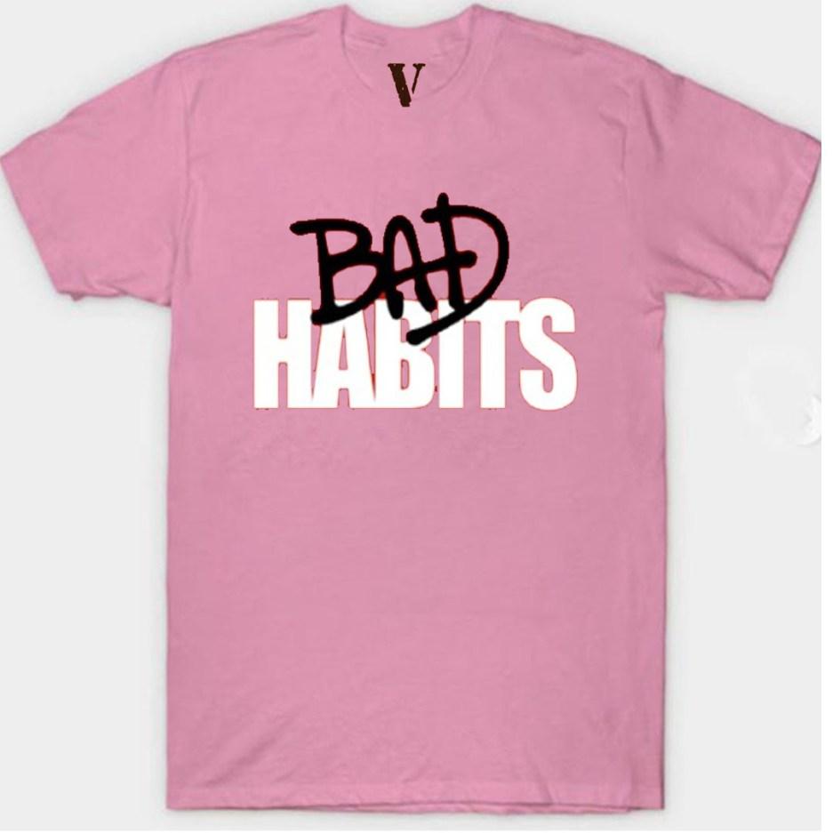 Nava VLONE Drip T-Shirt Vlone Shop Pink