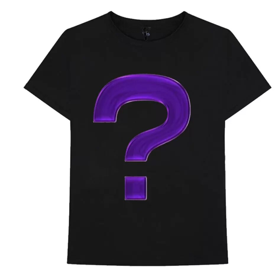 Mystery T-Shirt-Black