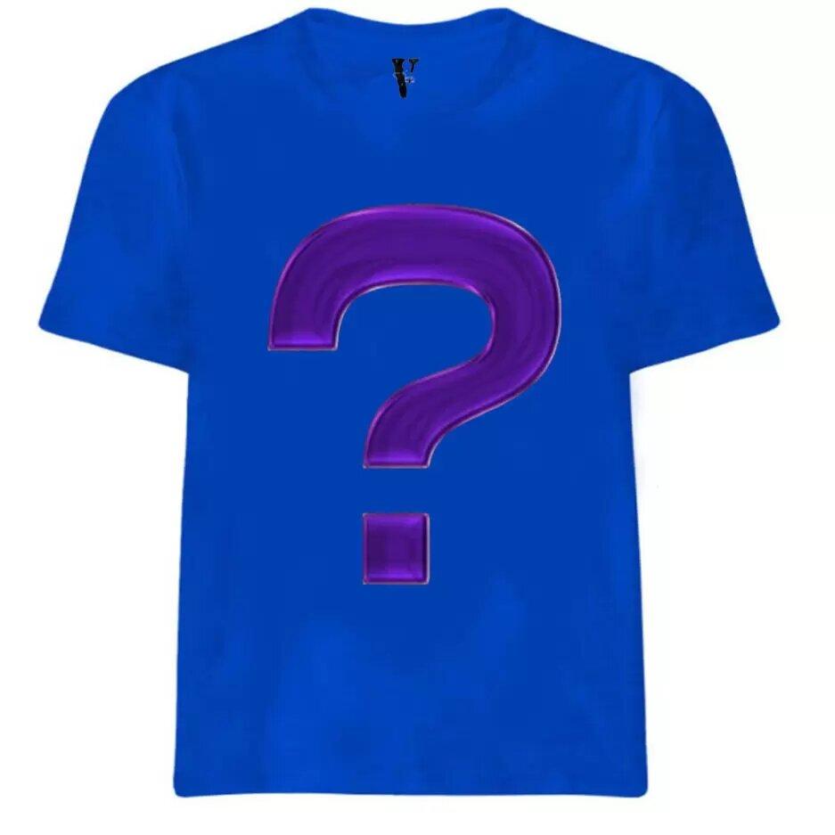 Mystery T-Shirt -Blue