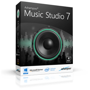 Ashampoo Music Studio 7.0.2.4 License Key Free Download