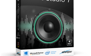 Ashampoo Music Studio 8.0.1 Crack with License Key Free Download