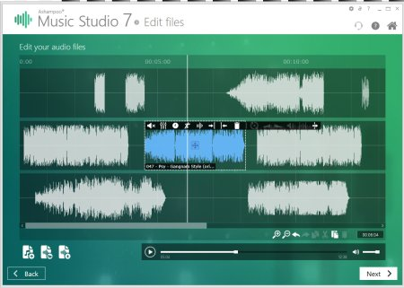 Ashampoo Music Studio 8.0.3.0 Crack With License Key Free Download