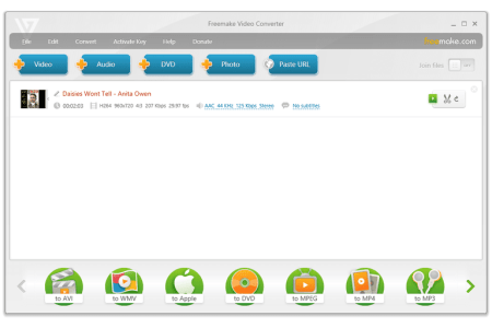 Freemake Video Converter 4.1.10.71 Full Keygen + Crack Download