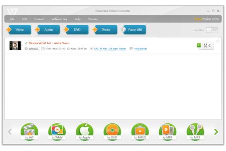 Freemake Video Converter 4.1.10.71 Full Keygen + Crack Download
