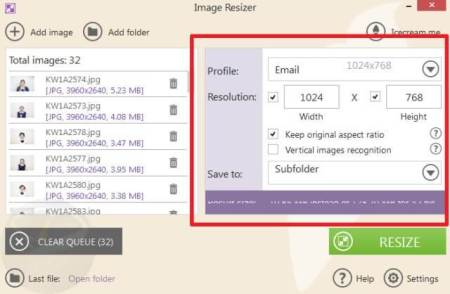 IceCream Image Resizer 2.10 Crack + Activation Key Full Download