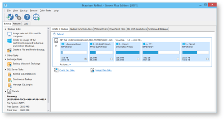 Macrium Reflect Free Edition 7.1.3159 Full Keygen Free Download