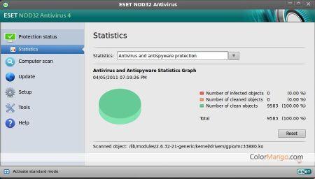 NOD32 AntiVirus 12.1.31.0 Crack Mac With Key For PC