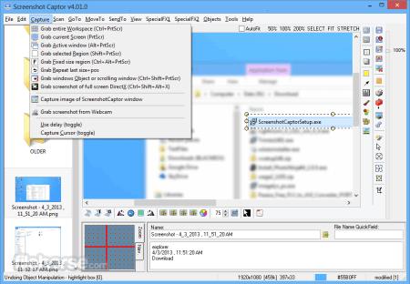 Screenshot Captor 4.36.2 Crack With Keygen Free Download 2020