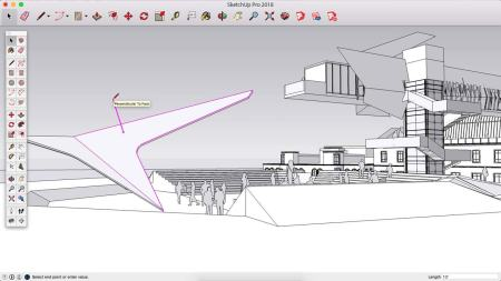 SketchUp Pro 20.1.235 Crack With License Key (x86/x64) 2020