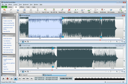 WavePad Sound Editor 8.03 Full Keygen Latest Version