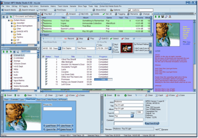 Zortam Mp3 Media Studio 24.70 Crack With Key {Mac/Win}