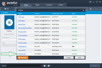 DVDFab 12.0.0.4 Crack + Registration Key {Patch} Free 100% Working