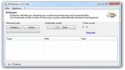 KCleaner 3.5.2.97 Registration Key Full Crack Free Download