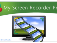 My Screen Recorder Pro 5.18 Serial Key