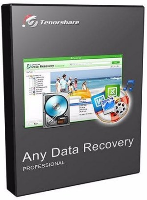 Tenorshare Any Data Recovery Pro 6.4.0.0 Registration Code Full Version