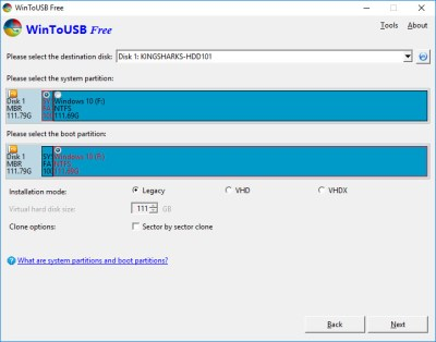 WinToUSB Enterprise 5.6 Release 1 Crack + Activation Code 2020