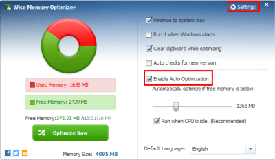 Wise Memory Optimizer 3.6.8.112 Crack + Serial Key 2020 Free Download