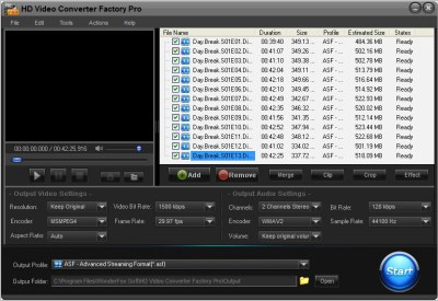 HD Video Converter Factory Pro 18.1 Crack With Patch