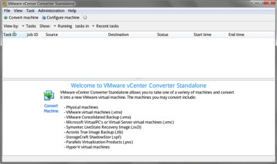 VMware vCenter Converter Standalone 6.2.0 Build 8466193 Crack + Key
