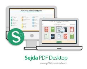 Sejda PDF Desktop 5.3.6 Crack + License Key Lifetime