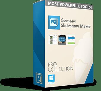 IceCream Slideshow Maker 3.41 Serial Number