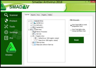 Smadav Antivirus Pro Rev 14.1 Crack + Serial Key 2020 [Latest Version]