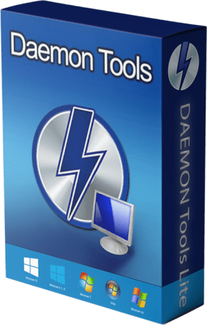 DAEMON Tools Lite 10.9.0 Crack Full License Key Free Download