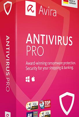 Avira Antivirus Pro 15.2009.1960 Crack + Activation Code Free 2020