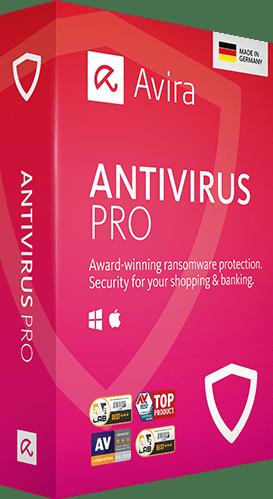 Avira Antivirus Pro 15.0.1911.1648 Crack + Lifetime License Key 2020