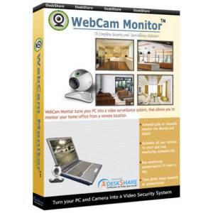 WebCam Monitor 6.23 Serial Number + Crack Full Download