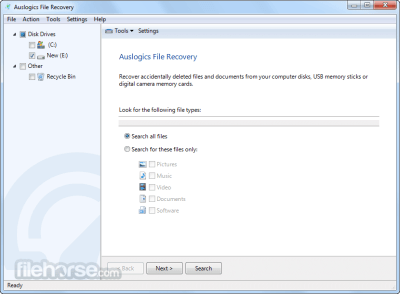 Auslogics File Recovery 9.3.0.0 Crack + Activation Code Latest 2020