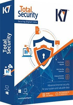 K7 TotalSecurity 16.0.0155 Crack With Serial Key 2020 Free Download