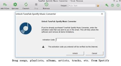 TuneFab Spotify Music Converter 2.8.9 Crack + Activation Code 2020