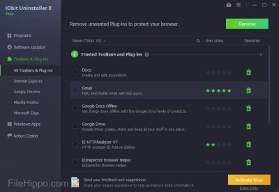 IObit Uninstaller 8.2.0.14 Crack Full License Key Free Download