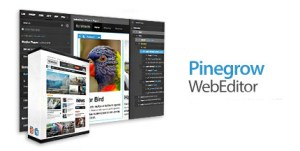Pinegrow Web Editor 5.99 Crack + Keygen 2021 Full Free Download