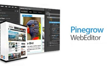 Pinegrow Web Editor 5.97 Crack + Keygen 2020 Full Free Download