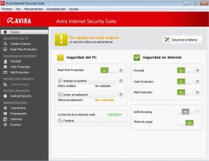 Avira Internet Security Suite 15.0.2009.1995 Crack + Serial License 2020